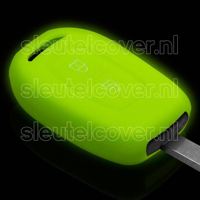 Dacia SleutelCover - Glow in the Dark