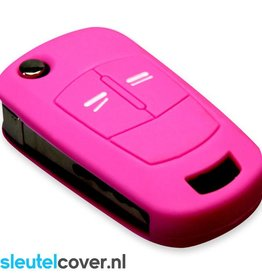 Opel SleutelCover - Roze