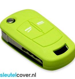 Opel SleutelCover - Lime Groen