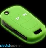 Opel SleutelCover - Glow in the dark / Silicone sleutelhoesje / beschermhoesje autosleutel