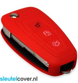 Ford SleutelCover - Rood