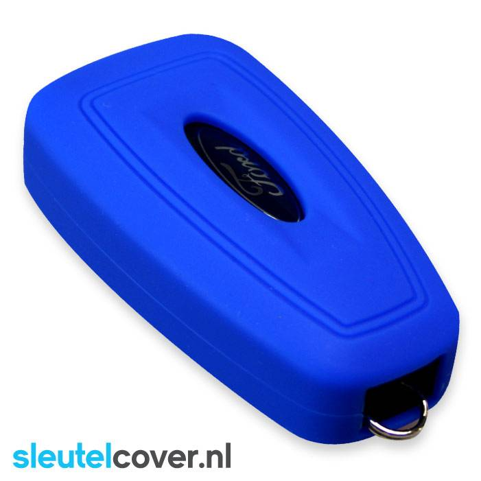 Ford SleutelCover - Blauw