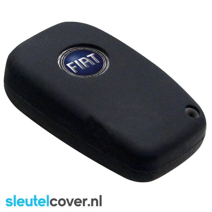 Fiat SleutelCover - Zwart