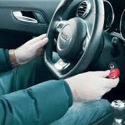 Peugeot SleutelCover - Zwart / Silicone sleutelhoesje / beschermhoesje autosleutel - Carbon