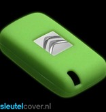 Citroën SleutelCover - Glow in the dark / Silicone sleutelhoesje / beschermhoesje autosleutel