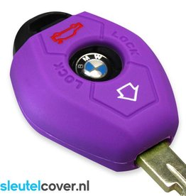 BMW SleutelCover - Paars