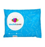 Skoda SleutelCover - Blauw / Silicone sleutelhoesje / beschermhoesje autosleutel