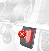 BMW SleutelCover - Roze / Silicone sleutelhoesje / beschermhoesje autosleutel