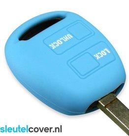 Toyota SleutelCover - Lichtblauw