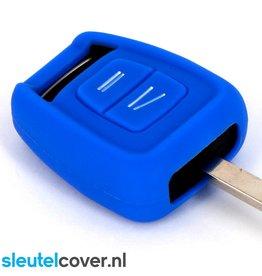 Opel SleutelCover - Blauw