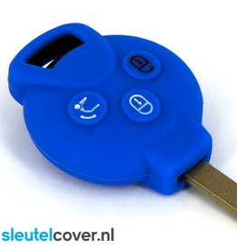 Smart SleutelCover - Blauw