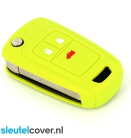Opel SleutelCover - Lime