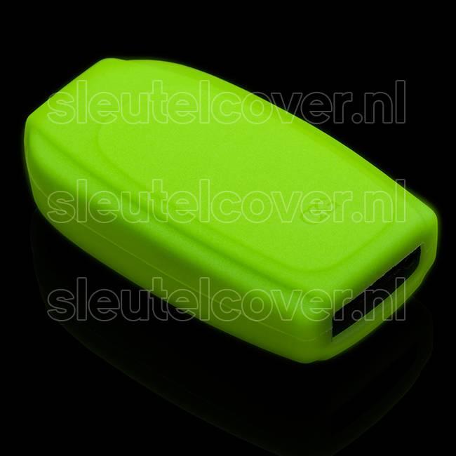 Volvo SleutelCover - Glow in the dark / Silicone sleutelhoesje / beschermhoesje autosleutel