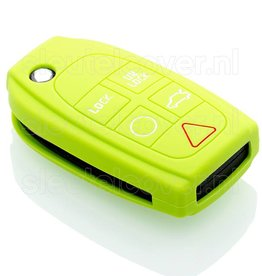 Volvo SleutelCover - Lime