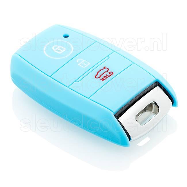Hyundai Sleutelcover Lichtblauw Kopen Sleutelcover Nl
