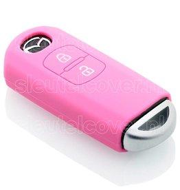 Mazda SleutelCover - Roze
