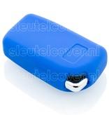 Toyota SleutelCover - Blauw / Silicone sleutelhoesje / beschermhoesje autosleutel