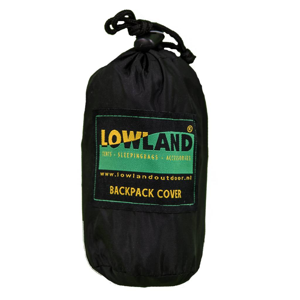 Lowland Outdoor LOWLAND OUTDOOR® Backpack Raincover - 80 L - 132 gr