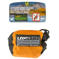 LOWLAND OUTDOOR® Mosquito Headnet - 20gr