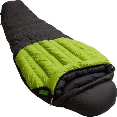 Sacos de dormir de expedición