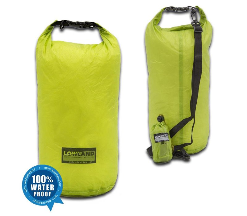 LOWLAND OUTDOOR® Dry Bags - 5L - 10L - 20L