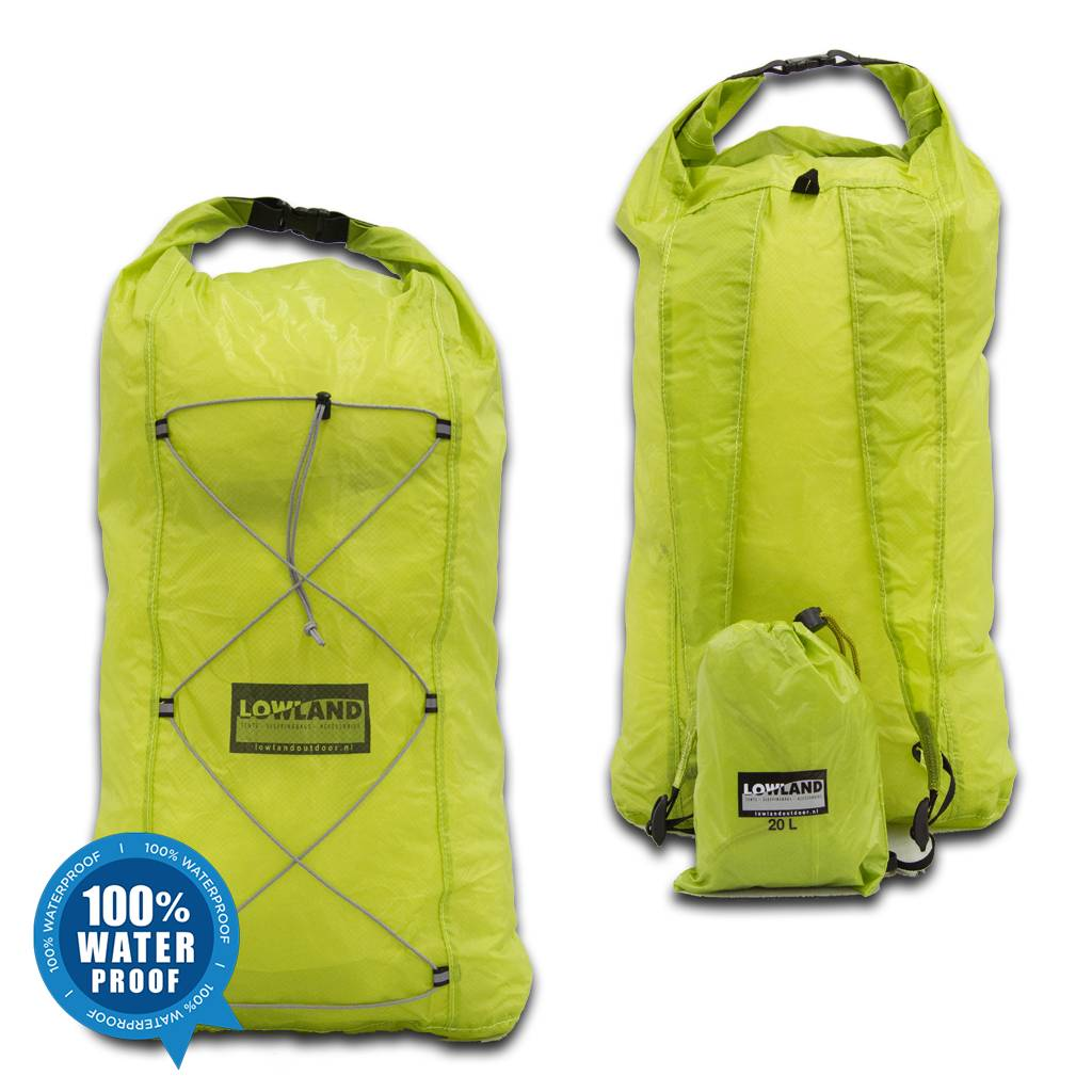 Lowland Outdoor LOWLAND OUTDOOR® Dry Back Pack - 10L - 20L - 30L