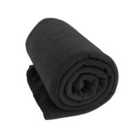 LOWLAND OUTDOOR® Fleece blanket - 220x80 cm - 995gr