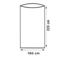 LOWLAND OUTDOOR® Lakenzak - Superlite - 2 pers - 220x160 cm - 600gr