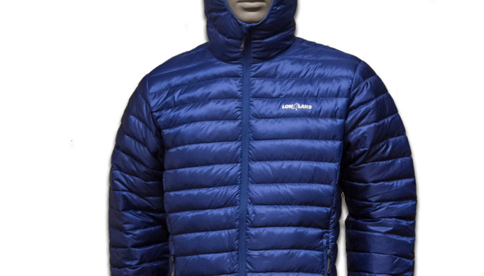 OPTIMUM Daunenjacke