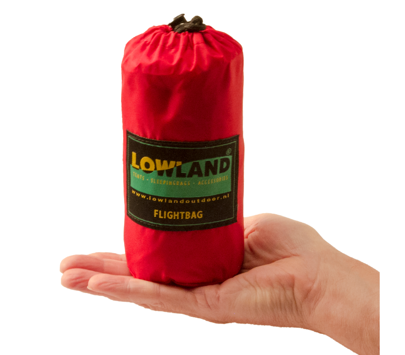 LOWLAND OUTDOOR® Flightbag <85 Liter - 210gr