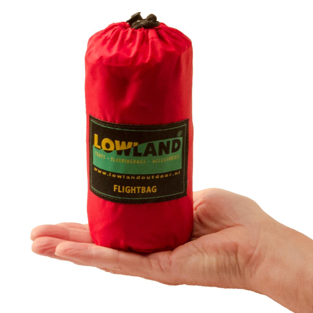 Lowland Outdoor  LOWLAND OUTDOOR® Flightbag <85 Liter - 210gr