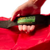 LOWLAND OUTDOOR® Transporthülle für Rucksäcke <85 Liter - 210gr