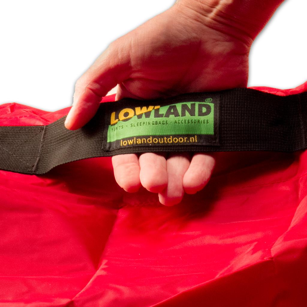 Lowland Outdoor LOWLAND OUTDOOR® Housse avion imperméable - PU-Oxford Nylon imperméable <85L - 304gr