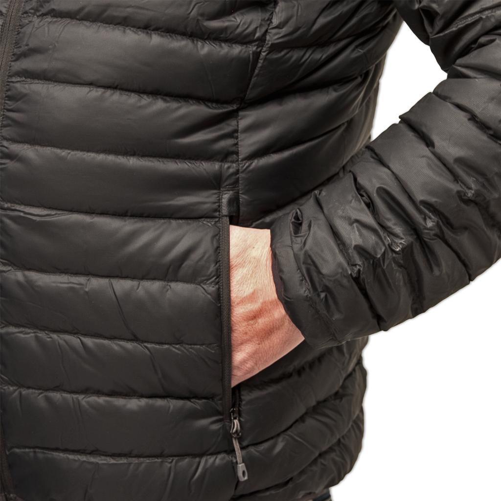 Lowland Outdoor LOWLAND OUTDOOR® OPTIMUM Daunen bodywarmer - Black