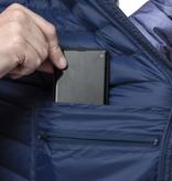 Lowland Outdoor LOWLAND OUTDOOR®  OPTIMUM Down jacket - Men - Navy
