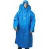Lowland Outdoor LOWLAND OUTDOOR® Poncho imperméable sac a dos - 100% imperméable (10.000mm) - ventilation efficace (8.000g/M²)