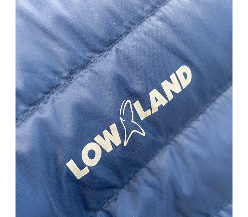 LOWLAND OUTDOOR®  OPTIMUM Daunenjacke - Men - Navy