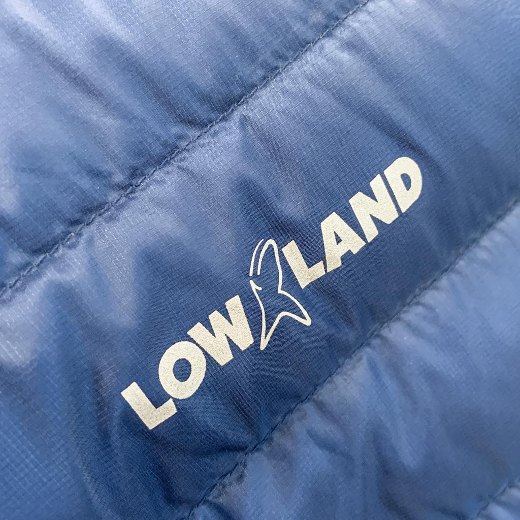 Lowland Outdoor LOWLAND OUTDOOR®  OPTIMUM Donsjas - Men - Navy