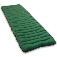 LOWLAND OUTDOOR® sleeping pad 198 cm x 66 cm x 10 cm - R-Value 1,8