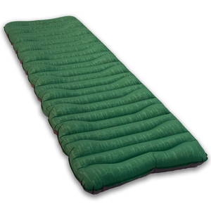 Lowland Outdoor LOWLAND OUTDOOR® Explorer insulated sleeping pad  - 198 cm x 66 cm x 10 cm - R-Value 5,2