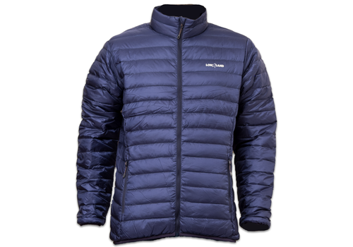 Lowland Outdoor OPTIMUM Donsjas - Men - Navy