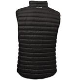 Lowland Outdoor LOWLAND OUTDOOR® OPTIMUM Donzen bodywarmer - Black