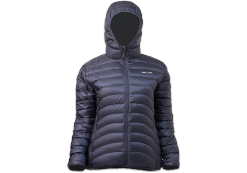 Lowland Outdoor OPTIMUM Daunenjacke - Woman - Hoody - Navy