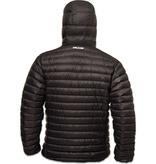 Lowland Outdoor LOWLAND OUTDOOR® OPTIMUM Down jacket - Men - Hoody - Black