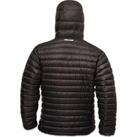 LOWLAND OUTDOOR® OPTIMUM Down jacket - Men - Hoody - Black