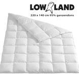 Lowland Outdoor Dekbed 220x140cm 95% ganzendons