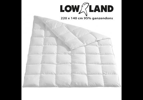 Lowland Outdoor LOWLAND OUTDOOR® Dekbed  220x140cm 95% ganzendons