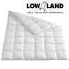 Lowland Outdoor Dekbed 220 x 140 cm 90% eendendons