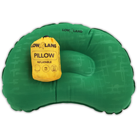 Lowland Outdoor LOWLAND OUTDOOR® insulated sleeping pad  - 198 cm x 66 cm x 10 cm - R-Value 5,2