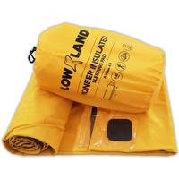 Lowland Outdoor  LOWLAND OUTDOOR® Ranger Comfort - 230 x 80 cm - 1195gr - 0°C